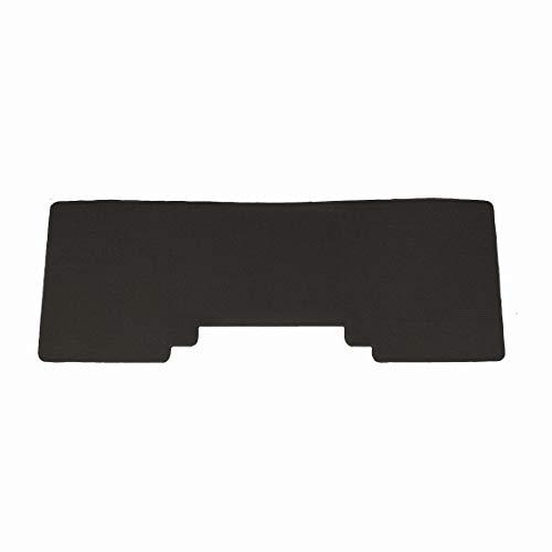 - Brightt (MAT-FYT-303) 1 Pc 2nd Seat Car Floor Mat - Brown - compatible for 1992-1994 GMC Jimmy 4 Door (1992 1993 1994 | 92 93 94)