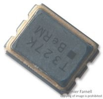 7XZ-32.768KBA-T-Oscillator, 32.768 Khz, 25 ppm, SMD, 3.2mm x 2.5mm, CMOS, 3.3 V, 7XZ Series (10 Pieces)