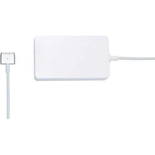 BATTERY TECHNOLOGY MD592LL/A-BTI 14.85V 45W 3.05A Amp Wall Mount AC Adapter for Apple, White