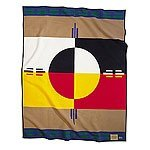 Pendleton Blanket: Elders / Circle of Life by Pendleton Woolen Mills