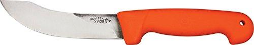 Svord Kiwi Curved Skinner Fixed Knife, polypropylene handle