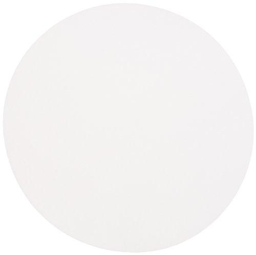 GE Whatman 1454-070 Cotton Linters Hardened Low Ash Quantitative Filter Paper, Grade 54, Circle, 22µm Pore Size, 70mm Diameter (Pack of 100) by Whatman