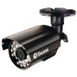 Swann SWPRO-530CAM Pro-530 Day/Night 600 TVl Camera (Black)