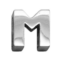 Pet Care Preferred 3/8'' (10mm) Chrome Plated Charms M 3/8'' (10mm) by Mirage Pet