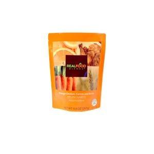 Real Food Blends Orange Chicken, Carrots and Barley Blenderized Meal 267g