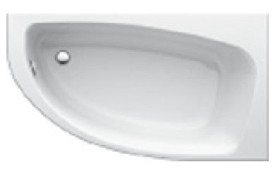 Dimensioni Vasca Da Bagno Ideal Standard : Ideal standard risparmio spazio della vasca da bagno connect playa