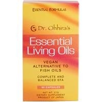 Dr. Ohhira's Essential Living Oils - 60 - Capsules