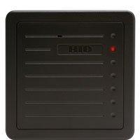 Hid Proxpro 5355 - Rf Proximity Reader - Sia 26-Bit Wiegand - Charcoal Gray