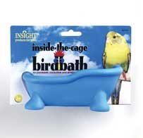 Insight Inside-The-Cage Birdbath - Inside Cage