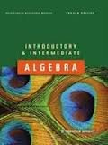Introductory and Intermediate Algebra 2nd ed Bundle Hard, D. Franklin Wright, 1932628789