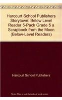 Read Online Storytown: Below-Level Reader 5-Pack Grade 5 A Scrapbook from the Moon PDF