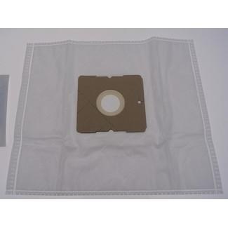 Philips-Lote de 4 bolsas de microfibras para aspirador trisa ...