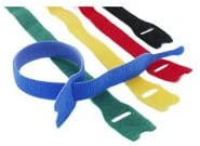 Black Kino Flo 12 Ballast and Cable Tie Wrap 20 Pack
