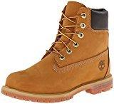 Timberland Women's 6-Inch Premium Boot,Wheat,8 B(M) US