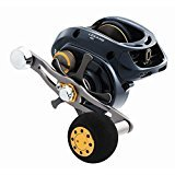 Daiwa LEXA-HD400PWR-P HD Bait Casting Reel, Black for sale  Delivered anywhere in USA