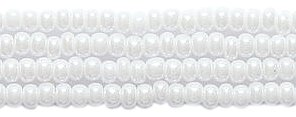 Luster Czech Seed Beads - 4