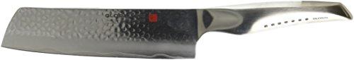 Global SAI-04 Vegetable Knife, 7-1/2'', Silver by Global