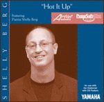 Sheet Music Modules Yamaha - Hot It Up - (for Cd-compatible Modules)