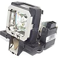Replacement Lamp with Housing for JVC DLA-X90R with Philips Bulb Inside