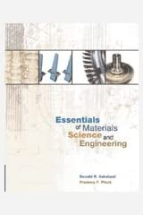 Essentials of Materials for Science and Engineering Paperback