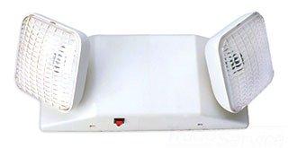 Simkar Twin Head Emergency Light, White, SEMW by SIMKAR CORP ( POWER PRODUCTS )