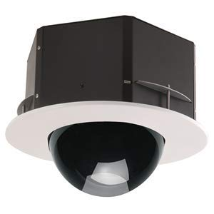 "Videolarm MR7TL, 7"" Recessed Ceiling Mount Dome Tinted Dome ()"
