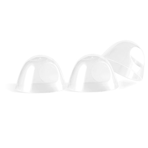 Baby Bottle Cap Lid For Comotomo 5 Ounce and 8 Ounce Silicone Bottles, 3 Pack
