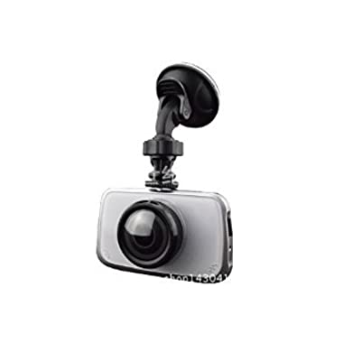 Azaker 3.5'' TFT LCD FHD 1080P 170°Wide Angle Dash Cam Recorder Car with G-sensor, WDR/HDR, Motion detect, Loop Recording, Superior Night Mode(No SD Card)