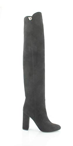 Dior Christian Charms Boot Women's Boots Black Size 6.5 M