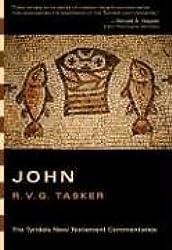 John (Tyndale New Testament Commentaries)