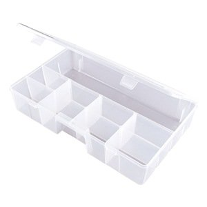 Compartment Box, Adjustable, 6 to 9