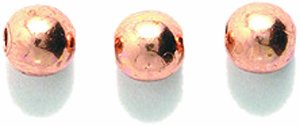 (Shipwreck Beads Metal Copper Smooth Round Bead, 5mm, Metallic, Copper, 100-Piece)