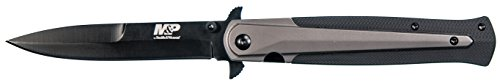 Smith & Wesson M&P 8.66in Stainless Steel Folding Dagger with