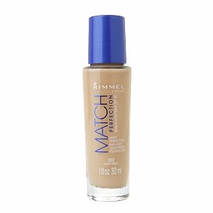 Rimmel Match Perfection Foundation - Light Nude (Pack of 2)