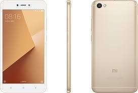 Redmi 5A Gold, 16   GB 2   GB RAM With Ubon Ear Phone  Combo