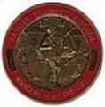 ranger coin - United States Army Ranger Training Brigade Challenge Coin (HMC 22340)