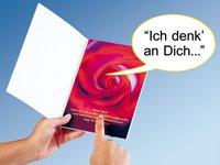 Your Design Sprechende Grußkarte A5 mit Aufnahme Modul & Kuvert
