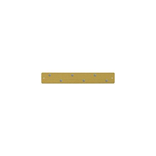 Mini Magnetic Strip (Three By Three Seattle Mini Magnetic Strip Bulletin Board Golden)