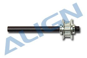 Metal Tail Rotor Shaft Assembly: 600 ()