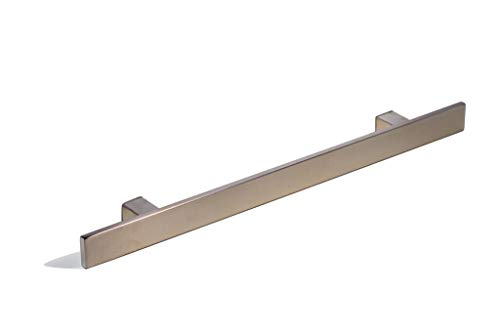 12 Inch Square Flat Shape Bar Stainless