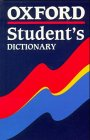 Oxford Student's Dictionary of Current English. Second Edition. Ab 6. Englischjahr