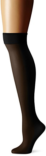 Berkshire Womens Plus Size Sandalfoot Pantyhose product image