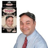 Price comparison product image Accoutrements Inflatable Toupee