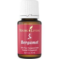 Young Living Bergamot Essential Oil 15ml