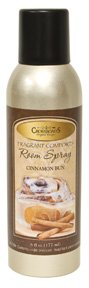 Cinnamon Buns Scented Room Spray By Crossroads Country Home Fragrance