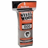Steel Wool Extra Fine #000, Sold As 1 Package, 16 Each Per Package by Red Devil (Image #1)'