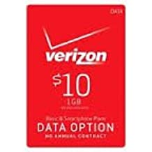 Verizon $10 Prepaid Refill. Sent Via Email in Minutes with Real Time Recharge.
