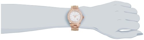 ca05a9b980c4 Amazon.com  Michael Kors - Quartz Classic Rose Gold with White Dial Women s  Watch - MK5403  Michael Kors  Watches