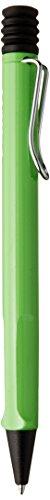 Lamy Safari Ballpoint Pen, Green - Safari Warehouse
