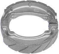N2 rear brake drum shoes. Replaces 06450-KY0-601